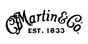MARTIN AND CO GUITAR LOGO